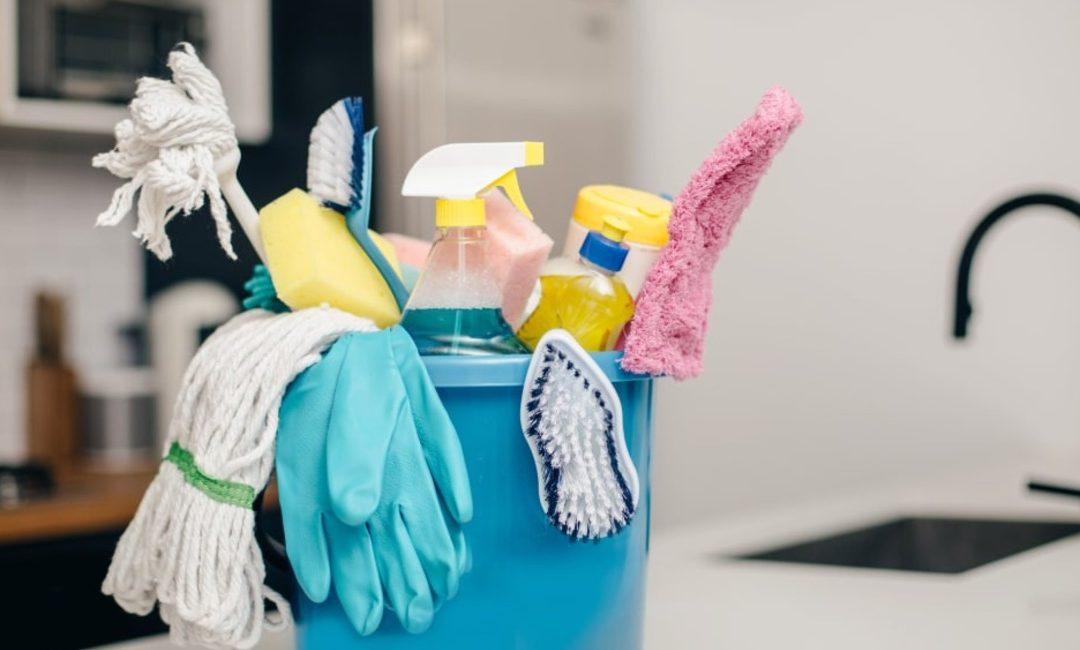 Как вашите продукти за почистване на дома влияят на вашето здраве?