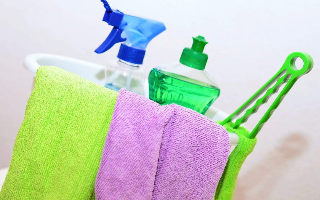 Професионално почистване – да наемем фирма или човек?
