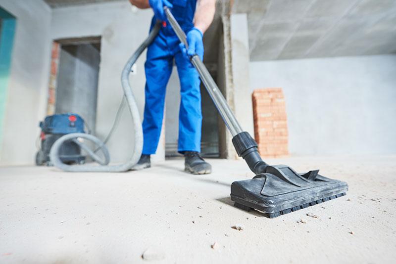 7 съвета за почистване след ремонт или строителни дейности